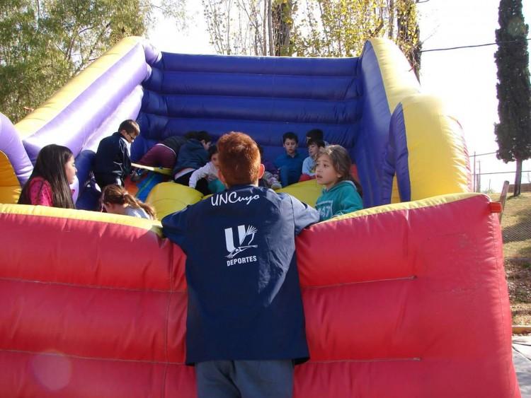 Escuela de Invierno en el Club de la UNCuyo