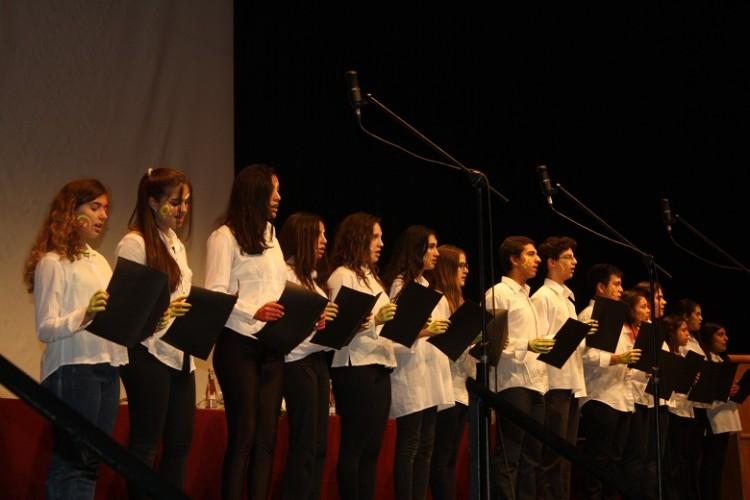 Coro juvenil del CUC