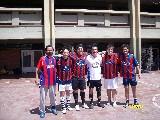 II Torneo de Egresados - CON EL HAMBRE DE GLORIA INTACTO