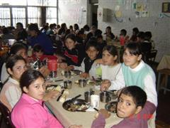 Escuela capdevila - comedor