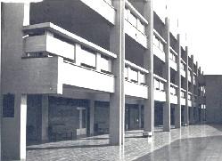 Edificio actual inaugurado el 24 de mayo de 1967